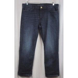 Banana Republic Blue Slim Boyfriend Jeans 32